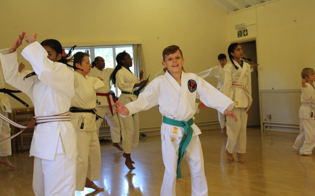 Karate and mental health benefits – it's a no-brainer